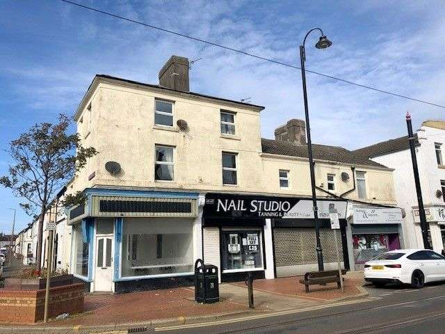 Property for sale in ,40,42,44 Lord Street, Fleetwood, FY7