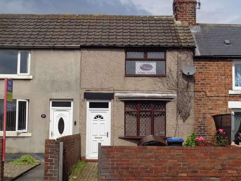 2 Bedrooms Terraced House for rent in High Street, Howden Le Wear, DL15