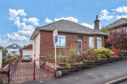 3 Bedrooms Bungalow for sale in Ingerbeck Avenue, Rutherglen