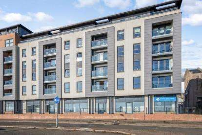 2 Bedrooms Flat for sale in Cannon Court, Cowan Street