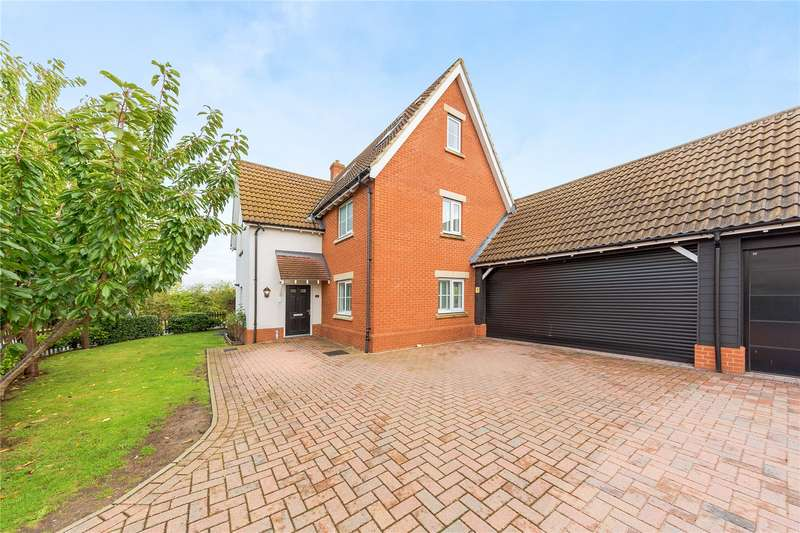 5 Bedrooms Detached House for sale in Eastfield Road, Laindon, Basildon, Essex, SS15