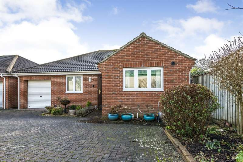 2 Bedrooms Detached Bungalow for sale in Bristol Road, Sherborne, Dorset, DT9