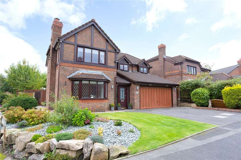 4 Bedrooms Detached House for sale in Whitland Avenue, Bolton, BL1