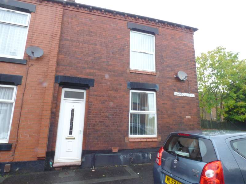2 Bedrooms Terraced House for sale in Randolph Street, Hollins, Oldham, Greater Manchester, OL8