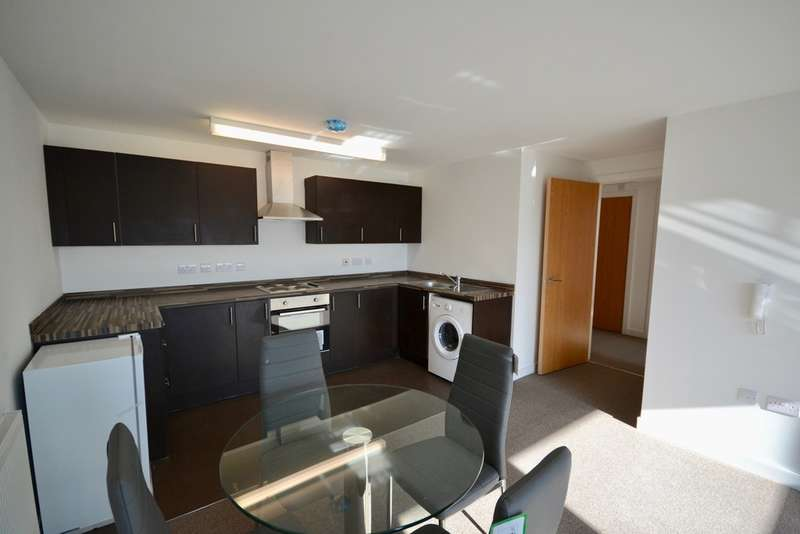 2 Bedrooms Apartment Flat for sale in Carriage Grove, Bootle, L20