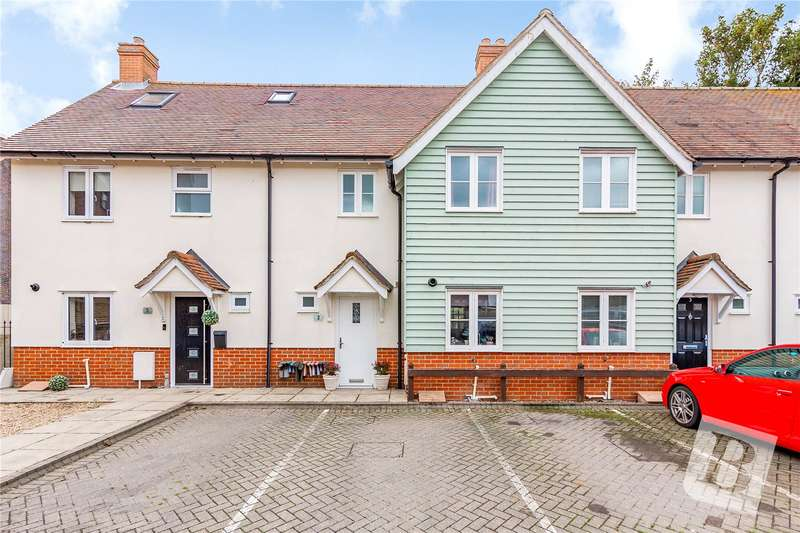 3 Bedrooms Terraced House for sale in St. Helens Mews, 83 High Street, Ongar, Essex, CM5