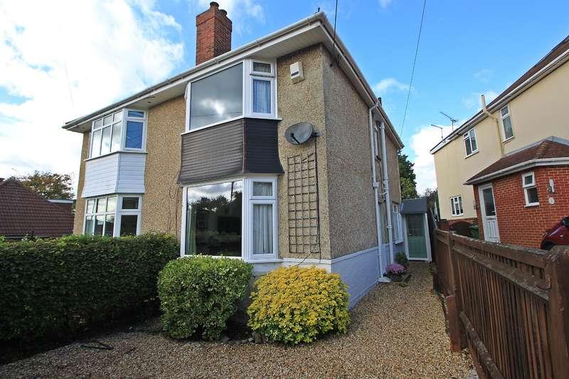 2 Bedrooms Semi Detached House for sale in Seaview Estate, Netley Abbey, Southampton, SO31 5BP