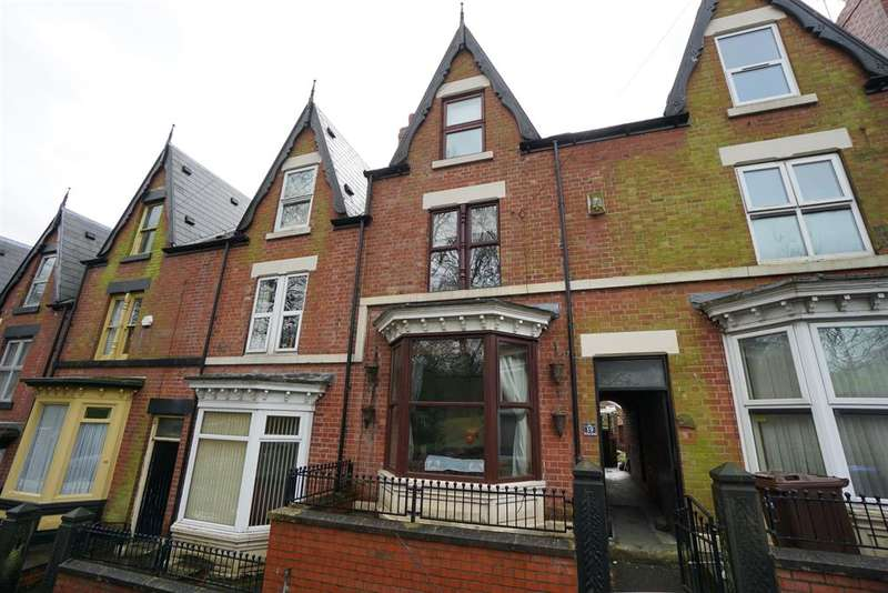 4 Bedrooms Terraced House for sale in Vivian Road, Firth Park, Sheffield, S5 6WJ