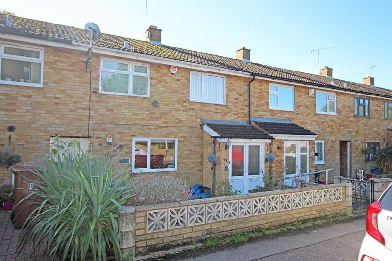 4 Bedrooms Terraced House for sale in Drakes Drive, Stevenage, SG2 0HA