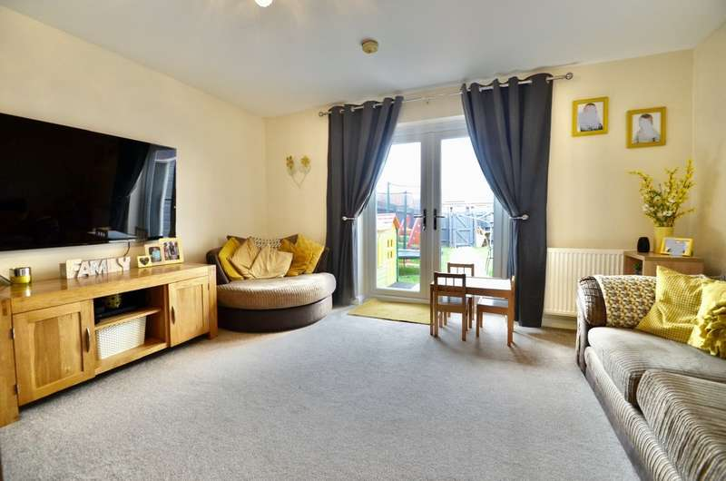 2 Bedrooms Terraced House for sale in Brandon Walk, Sutton-in-Ashfield