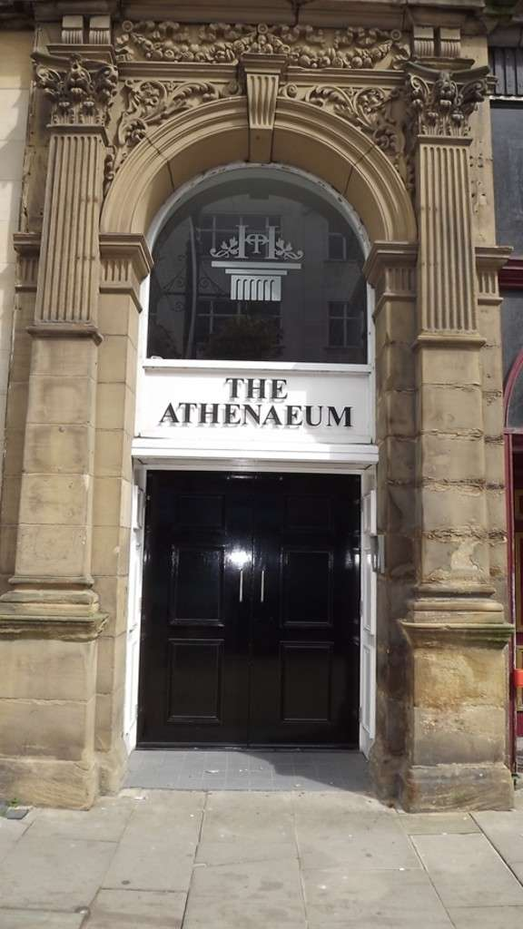 2 Bedrooms Flat for rent in The Athenaeum, Fawcett Street