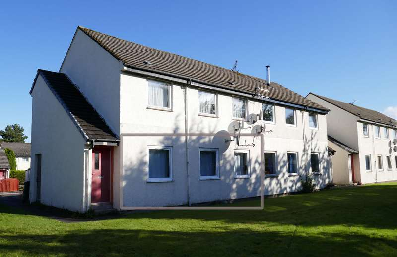 1 Bedroom Apartment Flat for sale in Burnside Road, Aviemore, PH22 1SQ