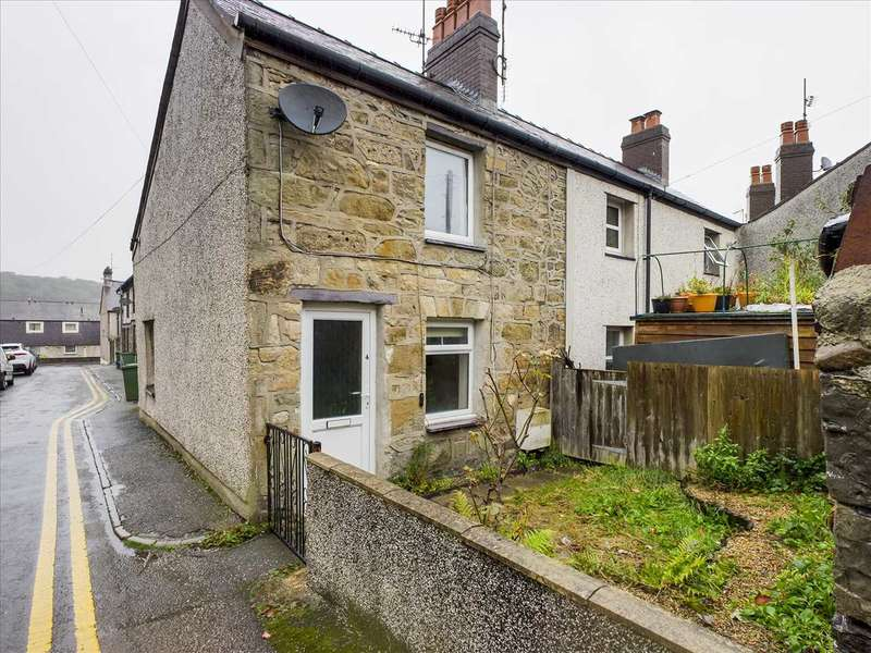 2 Bedrooms End Of Terrace House for sale in Mason Street, Bangor