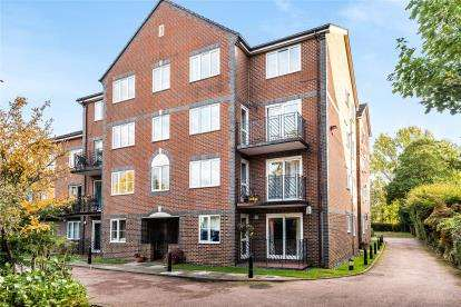 2 Bedrooms Flat for sale in Harvest Court, 61 Park Road, Beckenham