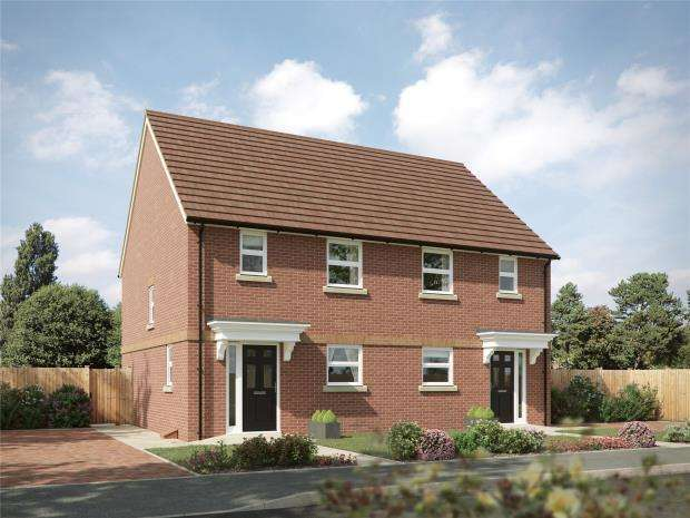 3 Bedrooms Semi Detached House for sale in Hayne Farm, Hayne Lane, Gittisham, Honiton