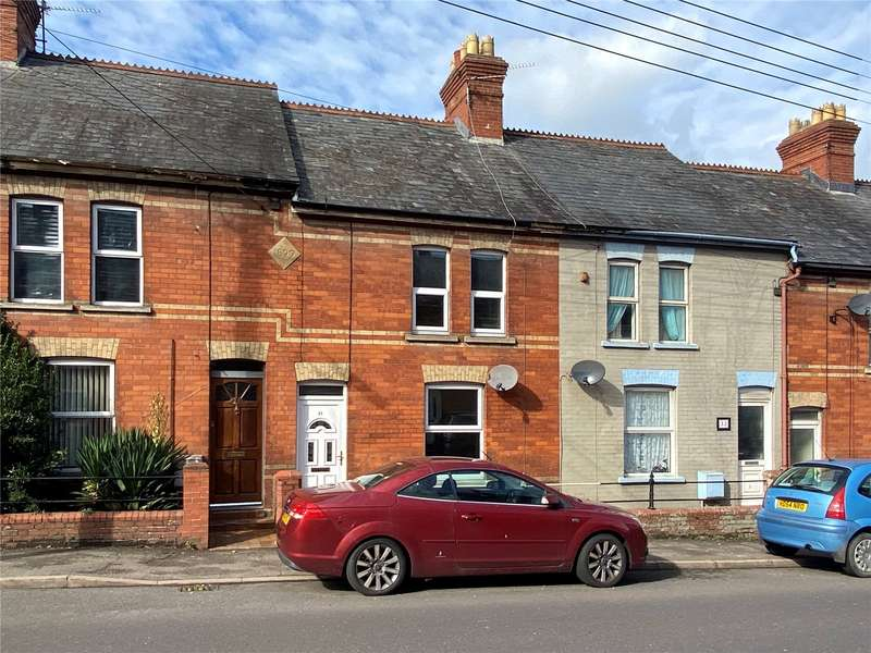 2 Bedrooms Terraced House for rent in Victoria Avenue, Chard, Somerset, TA20