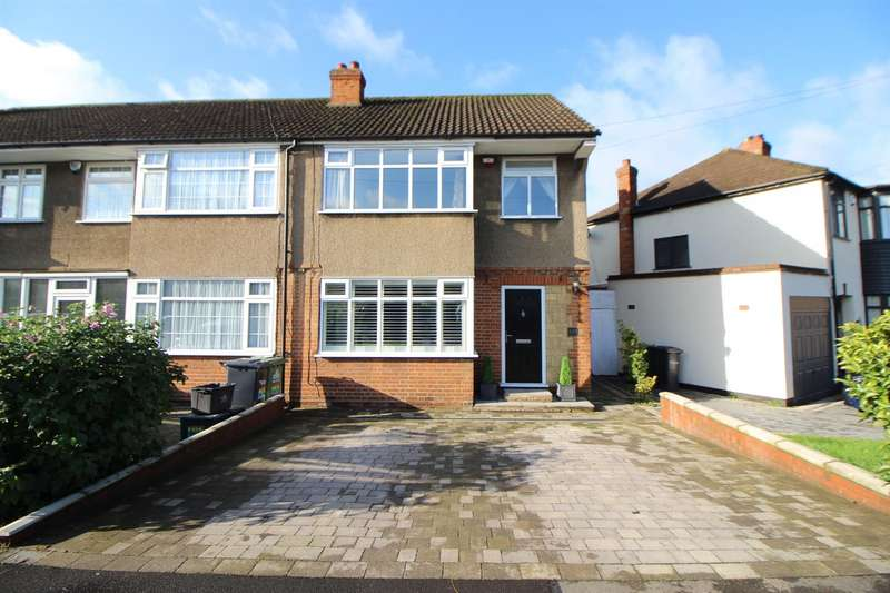 3 Bedrooms House for sale in Churchgate, Cheshunt, Waltham Cross