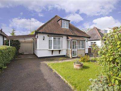 2 Bedrooms Bungalow for sale in Whitehouse Avenue, Borehamwood