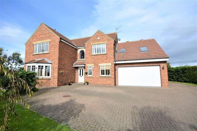 5 Bedrooms Detached House for sale in High Road Avenue, Bishop Middleham, DL17 9BG