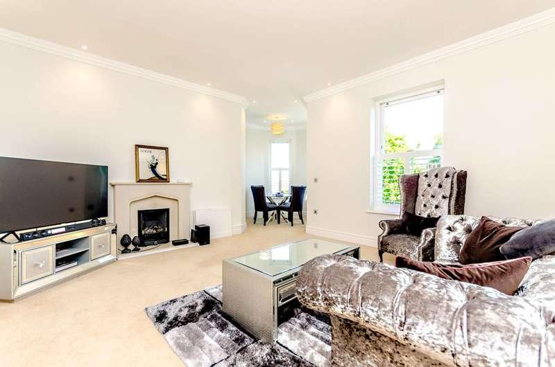 2 Bedrooms Flat for rent in Jenner Road, Guildford, GU1