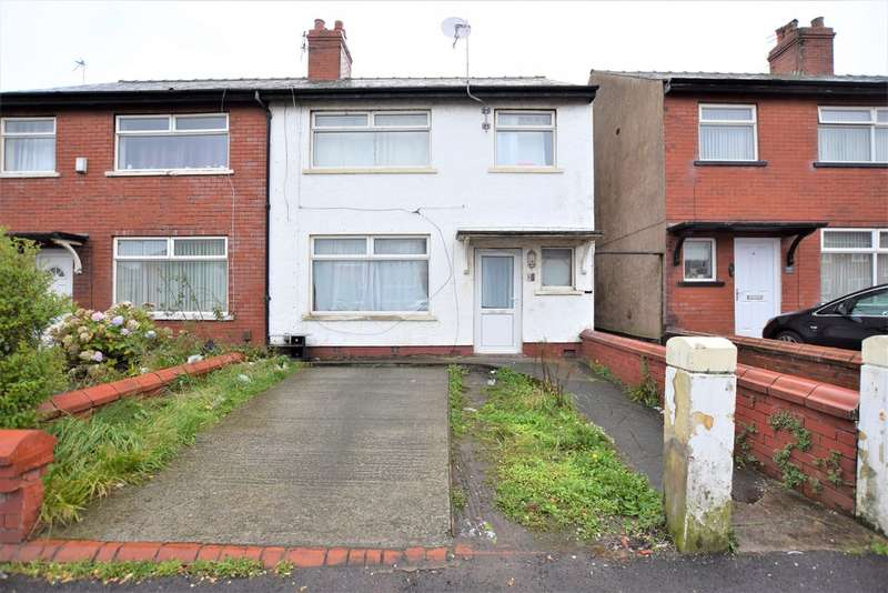 3 Bedrooms Semi Detached House for sale in Ashburton Road, Blackpool