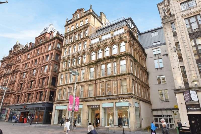 1 Bedroom Flat for sale in Buchanan Street, City Centre, Glasgow