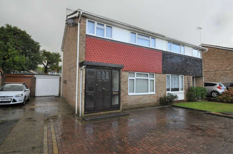 3 Bedrooms Semi Detached House for sale in Falstones, Basildon