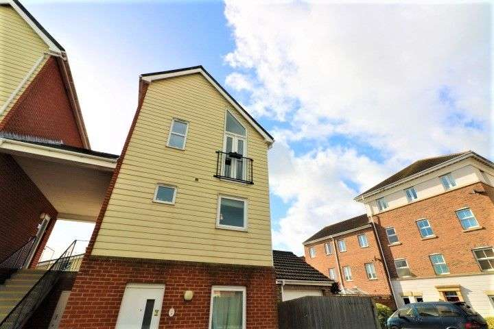 2 Bedrooms Apartment Flat for sale in Onyx Drive, Sittingbourne