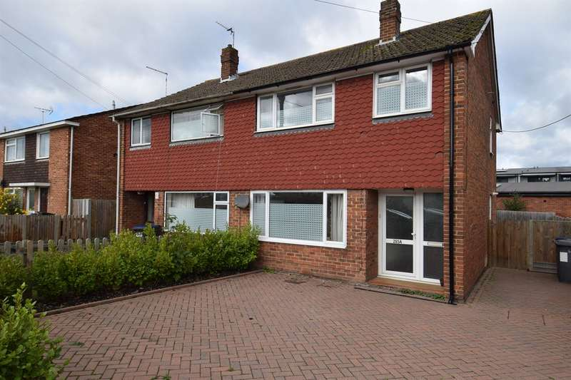 3 Bedrooms Semi Detached House for sale in Sturry Road, Canterbury