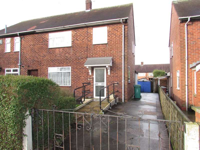 3 Bedrooms End Of Terrace House for sale in Portway, Manchester, M22