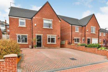 6 Bedrooms Detached House for sale in Cross Hill Close, Ecclesfield, Sheffield, South Yorkshire