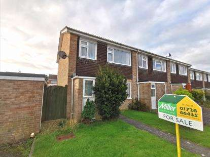 3 Bedrooms End Of Terrace House for sale in St Austell, Cornwall