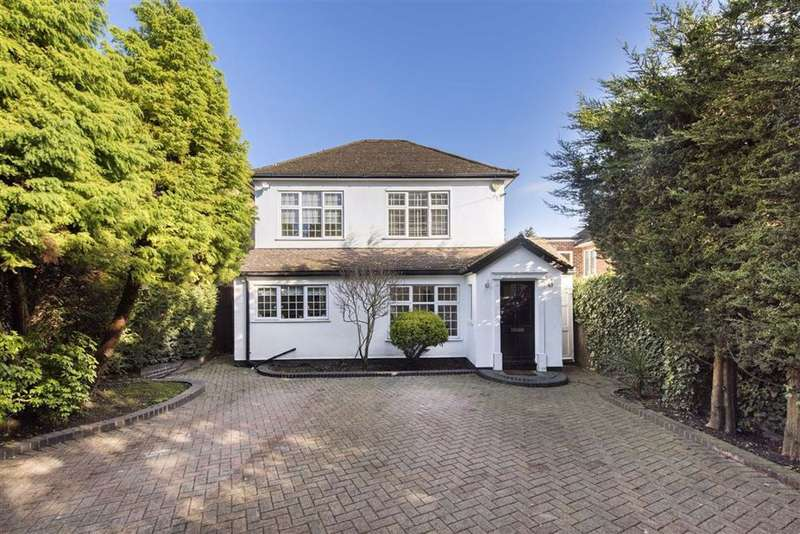 3 Bedrooms House for sale in Hendon Wood Lane, Mill Hill