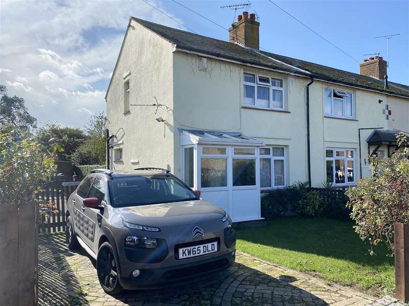 2 Bedrooms End Of Terrace House for sale in The Length, St. Nicholas At Wade, Birchington