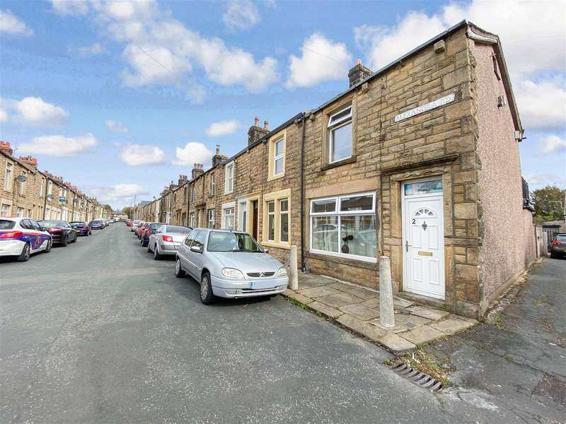 2 Bedrooms Terraced House for sale in Alexandra Road, Lancaster