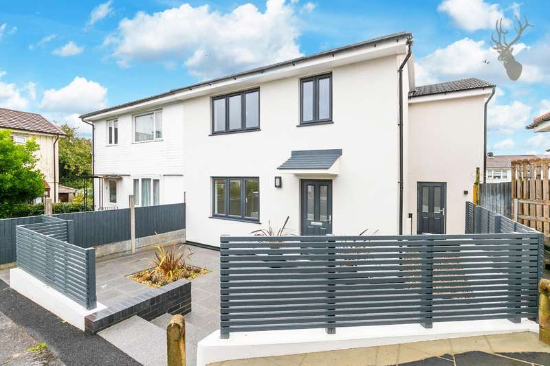 4 Bedrooms Semi Detached House for sale in Hampton Mead, Loughton