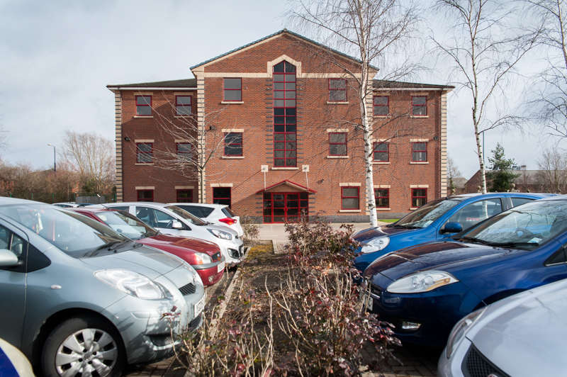 Office Commercial for sale in Quays Reach, Carolina Way, M50