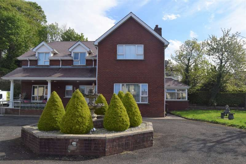 7 Bedrooms Detached House for sale in Upper Galliagh Road, Cityside, BT48
