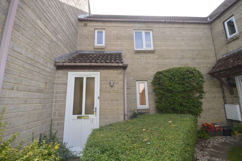 2 Bedrooms Terraced House for rent in Rose Way