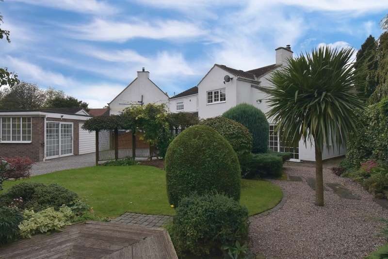 3 Bedrooms Detached House for sale in Great Smeaton, Northallerton