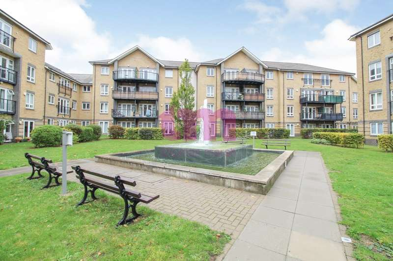 2 Bedrooms Flat for sale in Southwell Close, Chafford Hundred, Grays