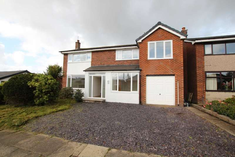 4 Bedrooms Semi Detached House for sale in Hillsborough Drive, Bury