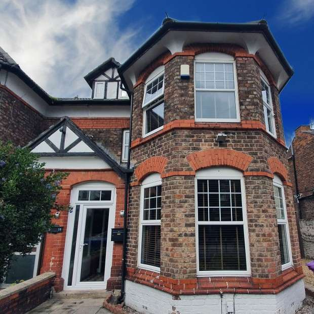 4 Bedrooms Semi Detached House for sale in Ellerslie Road, Tuebrook, Tuebrook, L13