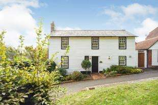 5 Bedrooms Detached House for sale in Lower Road, Sutton Valence, Maidstone, Kent