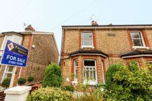 2 Bedrooms Semi Detached House for sale in Bayhall Road, Tunbridge Wells, Kent, .