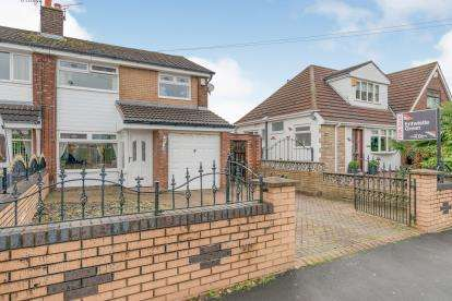 3 Bedrooms Semi Detached House for sale in Long Lane, Hindley Green, Wigan, Greater Manchester, WN2