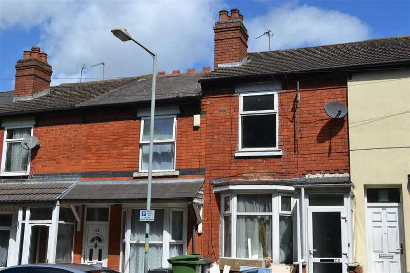 2 Bedrooms Terraced House for rent in Dunstall Road, Whitmore Reans, Wolverhampton