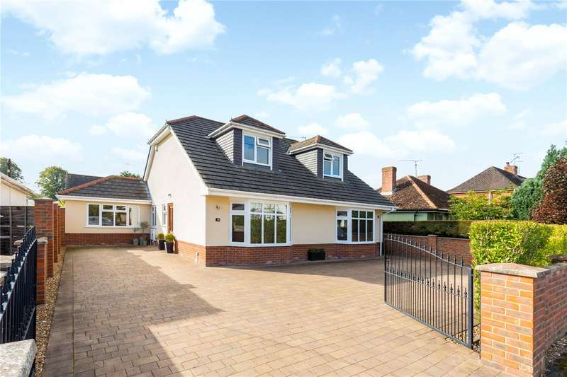 4 Bedrooms Detached House for sale in Waverley Road, Fordingbridge, Hampshire, SP6
