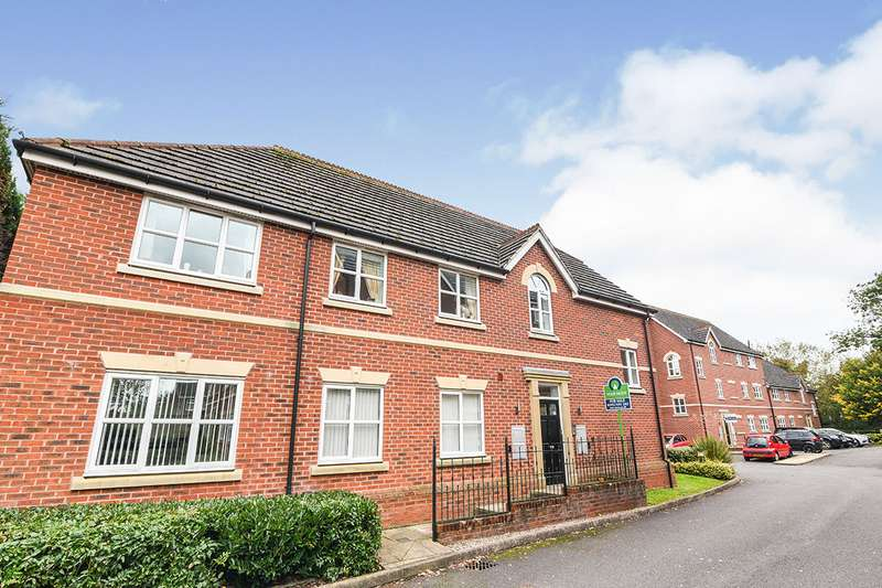 2 Bedrooms Apartment Flat for sale in Tanyard Place, Shifnal, Shropshire, TF11