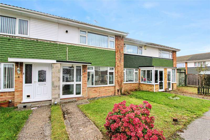 2 Bedrooms Terraced House for sale in Palmerston Walk, Sittingbourne, ME10